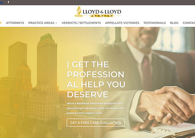 LLOYD & LLOYD